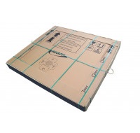 Mesa Tênis de Mesa / Ping Pong 25 mm c/ rodas 1008 - KLOPF MDF