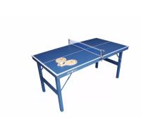 Mesa Tênis De Mesa / Ping Pong Junior Procópio - Com Acessórios