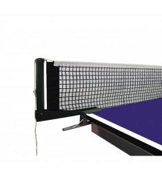 Rede Tênis de Mesa Ping Pong Oficial Klopf 5034 - C/ Suporte Tipo Jacaré