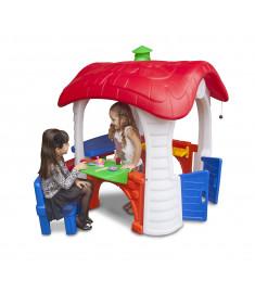 Casinha Petit Com Mesinha E Banquinho - Freso Playground - Código 36371