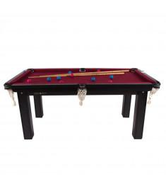 Mesa Sinuca / Bilhar / Snooker Procopio - 15mm MDF - Bolas - Tacos - Marcador