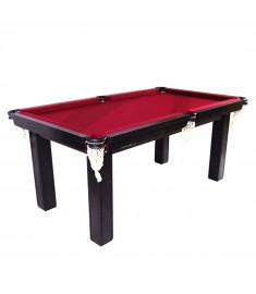 Mesa Sinuca / Bilhar / Snooker Procopio - 15mm MDF - Com Acessórios