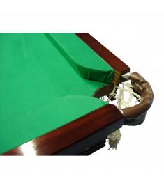 Mesa de Sinuca Bilhar Residencial Luxo Klopf 1042 - 20mm MDF - Tacos e Bolas
