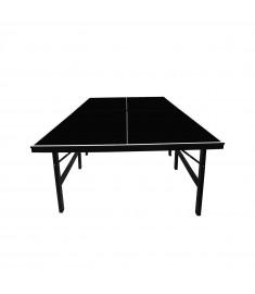 Mesa para Tênis de Mesa/Ping Pong Klopf 1010 - 15mm MDP - Preto