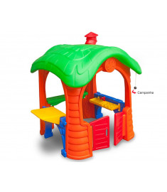 Casinha Petit Standard - Freso Playground - Código 36372