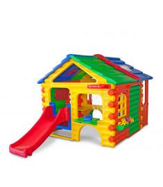 Casinha Gran Chalé - Freso Playground - Codigo 34350-A